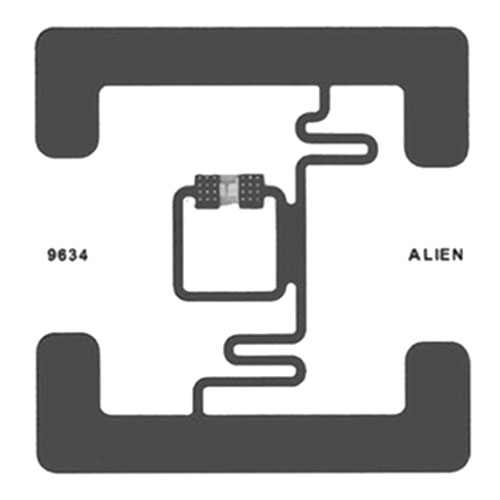 RFID sticker Alien ALN-9634