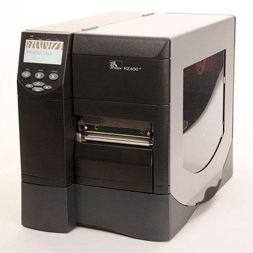 RFID printer Zebra RZ400
