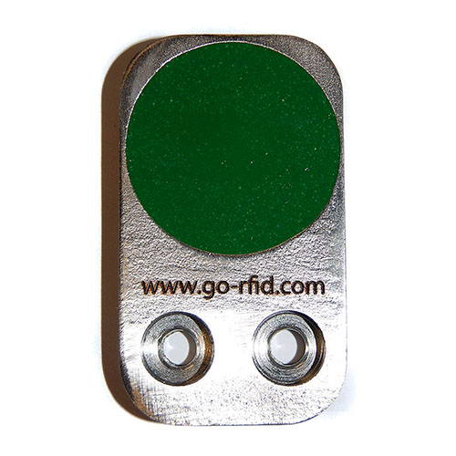 Hard-cased tag Go-RFID Gefest-1M