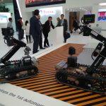 Robotics at the exhibition