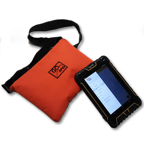 Case Go-RFID for industrial tablets